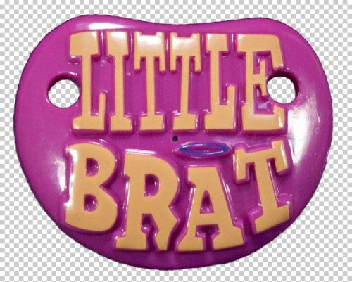 Billy Bob SFX Pacifier Little Brat Baby Baby Soother Comforter Dummy